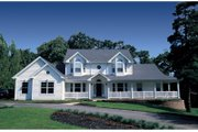 Farmhouse Style House Plan - 5 Beds 3.5 Baths 2828 Sq/Ft Plan #57-135 Photo