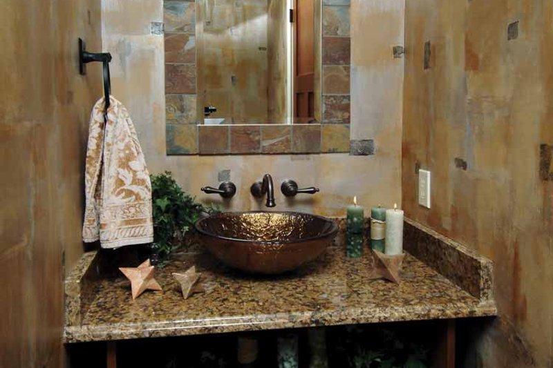 Craftsman Interior - Bathroom Plan #928-18 - Houseplans.com