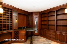 House Plan Design - Future Wine Cellar