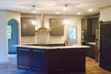 Craftsman Interior - Kitchen Plan #437-75