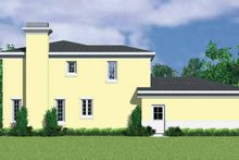 Mediterranean Exterior - Other Elevation Plan #72-1129
