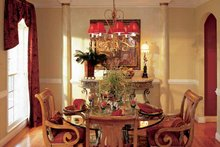 Country Interior - Dining Room Plan #927-672