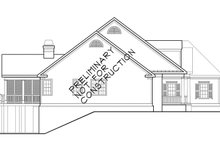 House Design - Colonial Exterior - Other Elevation Plan #927-486