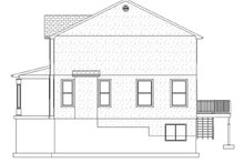 House Plan Design - Traditional Exterior - Other Elevation Plan #1060-15