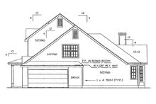 Country Floor Plan - Other Floor Plan Plan #472-155