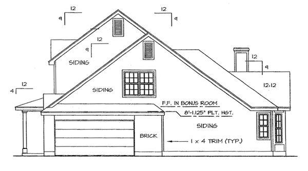 House Plan Design - Country Floor Plan - Other Floor Plan #472-155