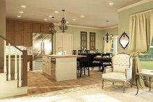 Home Plan - Traditional Interior - Kitchen Plan #1010-201