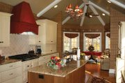 European Style House Plan - 2 Beds 2.5 Baths 2699 Sq/Ft Plan #928-190 Interior - Kitchen