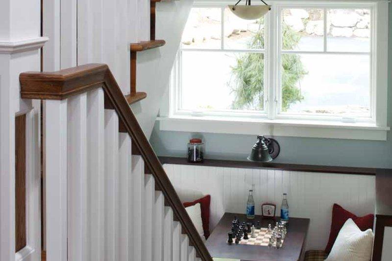 Craftsman Interior - Entry Plan #928-64 - Houseplans.com