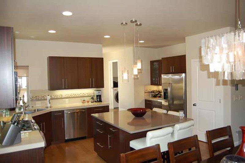 Home Plan - Prairie Interior - Other Plan #434-20