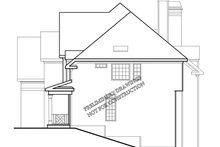 Architectural House Design - Colonial Exterior - Other Elevation Plan #927-699
