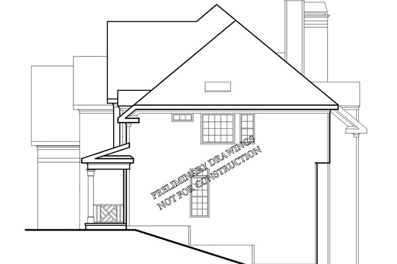 Colonial Exterior - Other Elevation Plan #927-699 - Houseplans.com