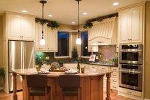Craftsman Interior - Kitchen Plan #56-588