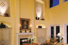 House Plan Design - Country Interior - Family Room Plan #930-331