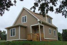 Craftsman Exterior - Rear Elevation Plan #936-2