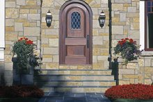 House Plan Design - Craftsman Exterior - Front Elevation Plan #928-19