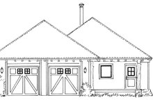 House Design - Country Exterior - Front Elevation Plan #942-28