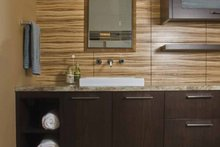 Contemporary Interior - Bathroom Plan #928-67
