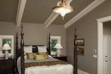 House Plan Design - Country Interior - Master Bedroom Plan #928-99
