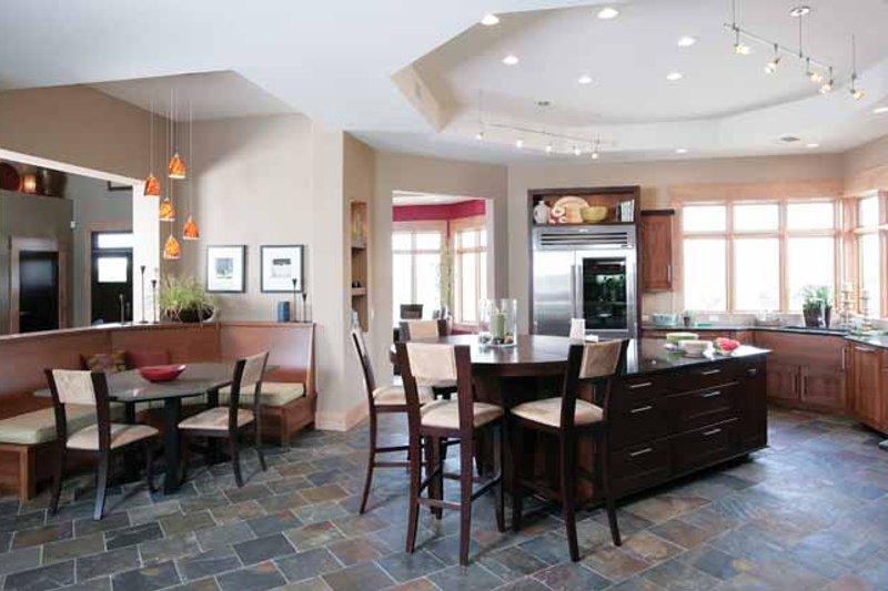 Prairie Interior - Kitchen Plan #928-62 - Houseplans.com