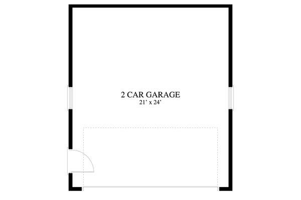 Dream House Plan - Traditional Floor Plan - Main Floor Plan #1060-78