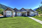 Craftsman Style House Plan - 3 Beds 3 Baths 3075 Sq/Ft Plan #132-205