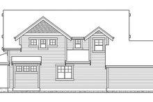 Dream House Plan - Craftsman Exterior - Other Elevation Plan #132-358
