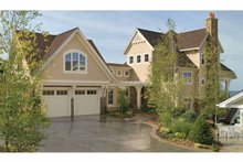 Architectural House Design - Traditional Exterior - Front Elevation Plan #928-95