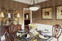 Dream House Plan - Country Interior - Dining Room Plan #927-120