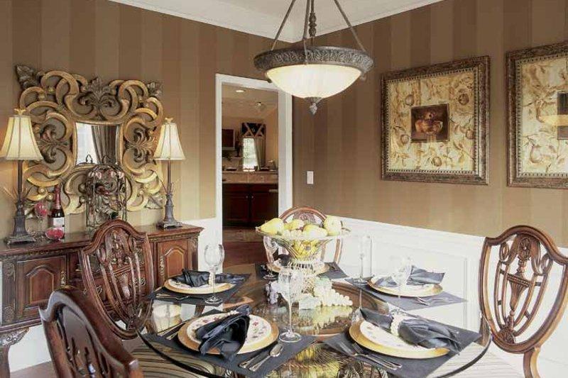 Country Interior - Dining Room Plan #927-120 - Houseplans.com