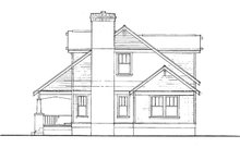 Country Exterior - Other Elevation Plan #140-174
