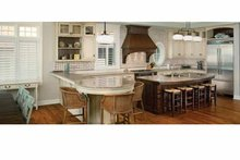 Country Interior - Kitchen Plan #928-216