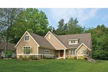 House Plan Design - Craftsman Exterior - Front Elevation Plan #928-199