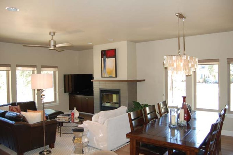 Prairie Interior - Dining Room Plan #895-78 - Houseplans.com