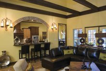 Traditional Interior - Other Plan #17-2779
