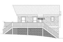 Country Exterior - Other Elevation Plan #932-139