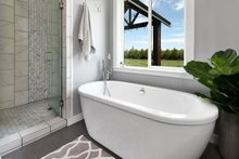Architectural House Design - Farmhouse Interior - Master Bathroom Plan #1070-10