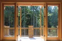 Dream House Plan - Contemporary Interior - Master Bedroom Plan #951-2