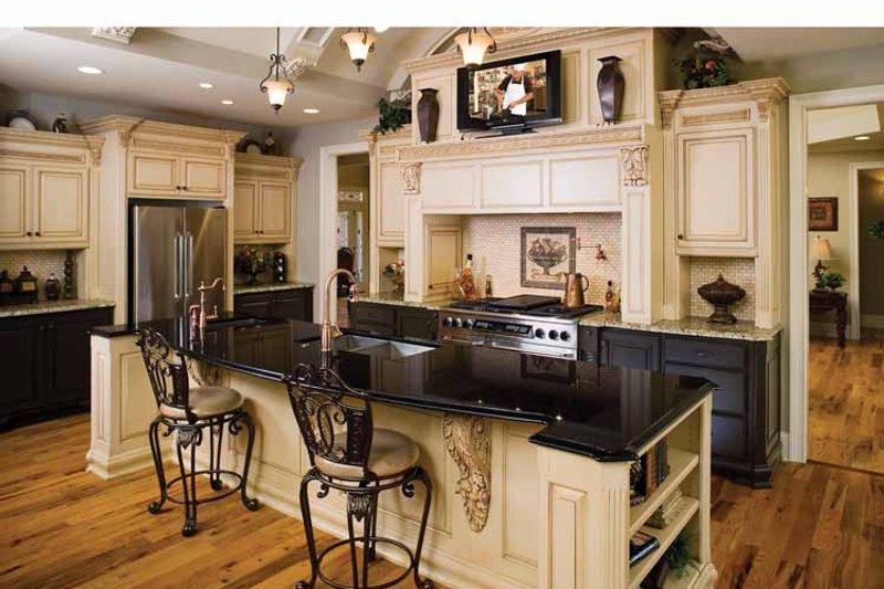Traditional Interior - Kitchen Plan #929-778 - Houseplans.com