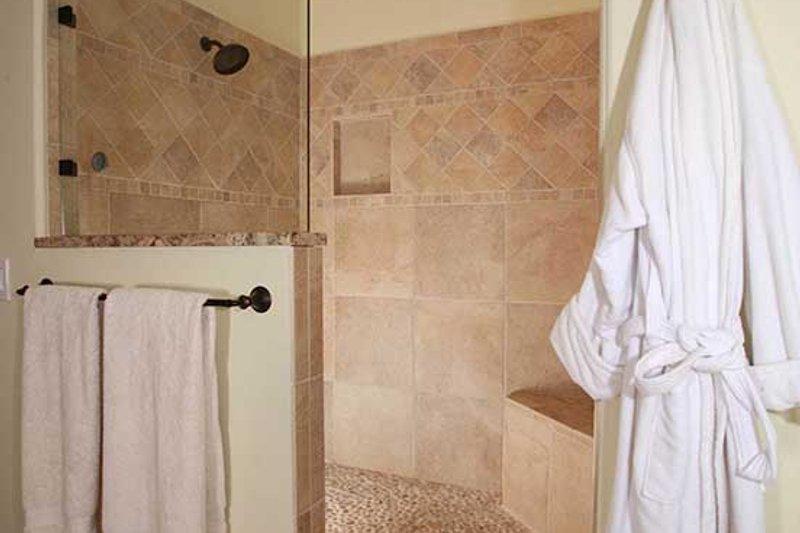 Country Interior - Master Bathroom Plan #927-409 - Houseplans.com