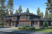 Traditional Style House Plan - 6 Beds 5.5 Baths 5765 Sq/Ft Plan #1066-78