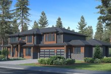Home Plan - Traditional Exterior - Other Elevation Plan #1066-78