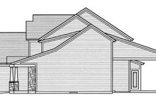 Home Plan - Craftsman Exterior - Other Elevation Plan #46-859
