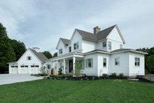 House Plan Design - Farmhouse Exterior - Front Elevation Plan #928-309