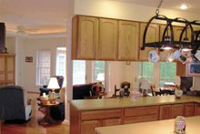 Ranch Interior - Kitchen Plan #314-219