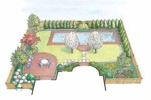 Architectural House Design - Exterior - Rear Elevation Plan #1040-65