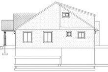 Traditional Exterior - Other Elevation Plan #1060-20