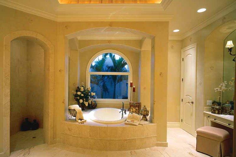 Mediterranean Interior - Bathroom Plan #930-188 - Houseplans.com