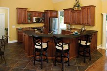 House Design - Country Interior - Kitchen Plan #929-425