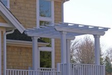 Home Plan - Craftsman Exterior - Other Elevation Plan #48-343